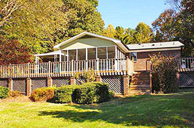Happy Daze Lake Norman Vacation Rental Home