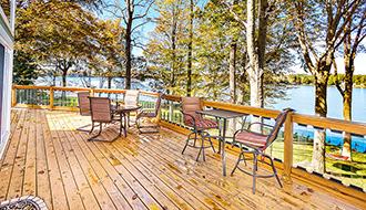 lake norman vacation home