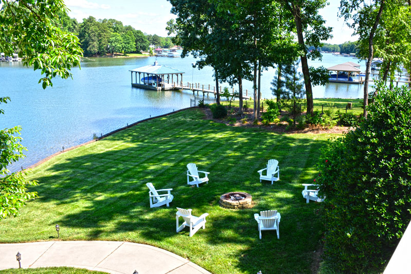 Lake Norman Backyard